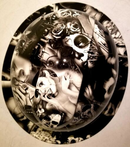 Hard Hat FULL BRIM custom hydro dipped , OSHA approved TEQUILA SHOOTER NEW 4