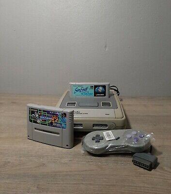 Nintendo super famicom console bundle