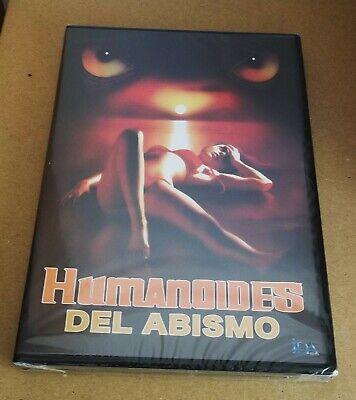DVD HUMANOIDES DEL ABISMO