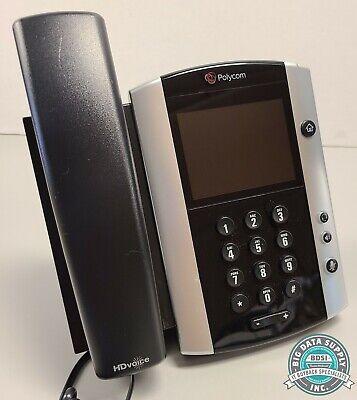 Polycom Vvx 501 Poe Voip Phone Pn 2201-48500-001