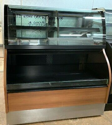 Structural Concepts Harmony Hmbc4 51 Refrigerated Dual Service Display Case