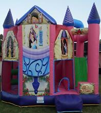 JUMPING CASTLE HIRE princess/spider-man/dora/batman/toy story Ingleburn Campbelltown Area Preview