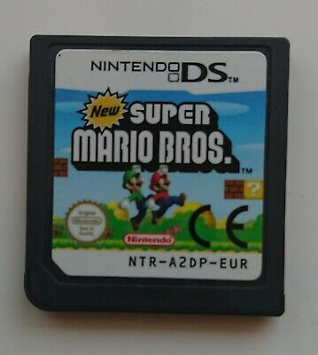 New Super Mario Bros For Nintendo DS/DS Lite/DSi/2DS/3DS