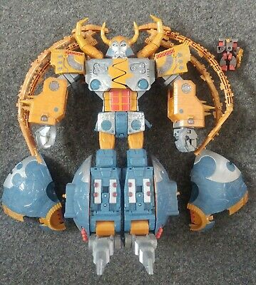 Transformers Unicron 25th Anniversary With Kranix Hasbro Movie