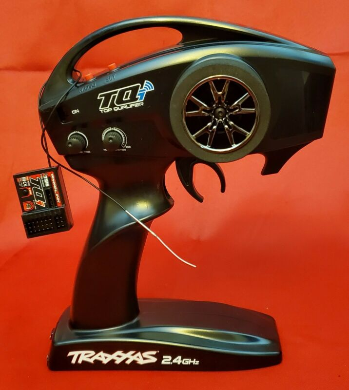 Rustler/Bandit RADIO SYSTEM TSM 6533 Receiver tqi 2ch Transmitter 2.4ghz Traxxas