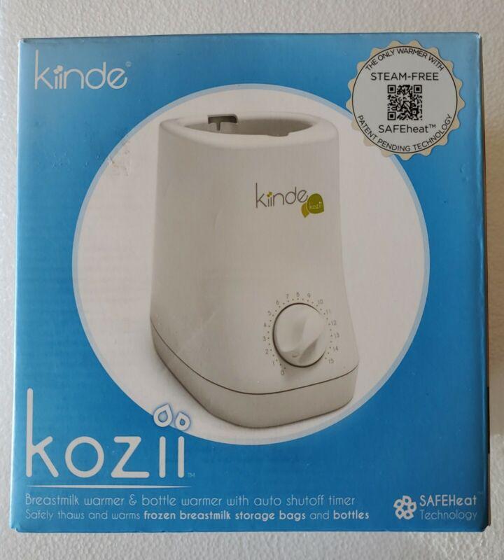 Kiinde Kozii Baby Bottle Warmer and Breast Milk Warmer KK-R1-NA