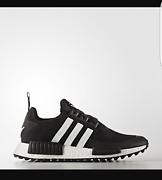Adidas NMD white mountaineering us10 Adelaide CBD Adelaide City Preview