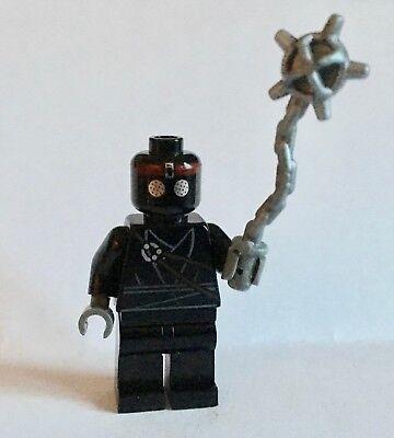 LEGO minifigure Foot soldier from Turtle from Teenage mutant ninja turtle sets
