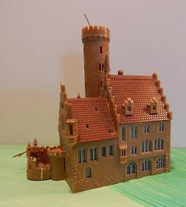 Model Train Building-Lichtenstein Castle Nowra Nowra-Bomaderry Preview