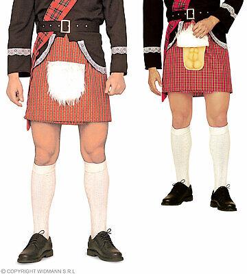 Schottischer Kilt - Schotte Kostüm  mit - Schottische Kostüme