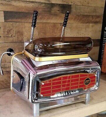 1962 Faema President 2 Group Lever Espresso Machine