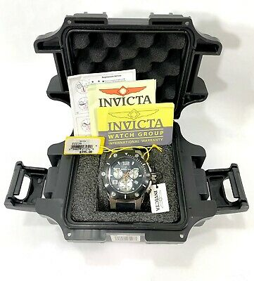 Invicta 22235 Speedway Stainless Steel Case Mens Chronograph Watch  1
