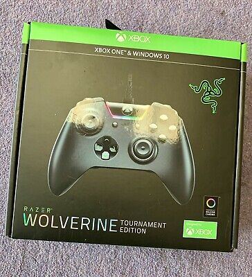 Razer Wolverine Tournament Edition Microsoft Xbox One Controller