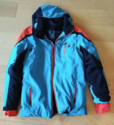 NWT Size 8 Boys Ski Snowboarding Jacket Spyder Boys Kitz Jacket