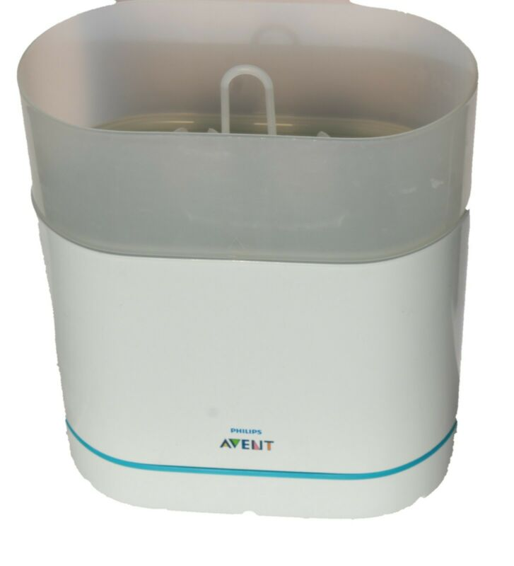 Philips Avent 3-in-1 Electric Steam Sterilizer, SCF284/05