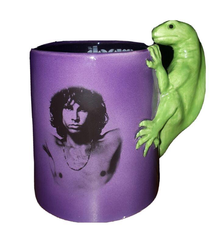 The Doors - Super Rare Vandor Lizard King Mug from 2000 w/ Original Box