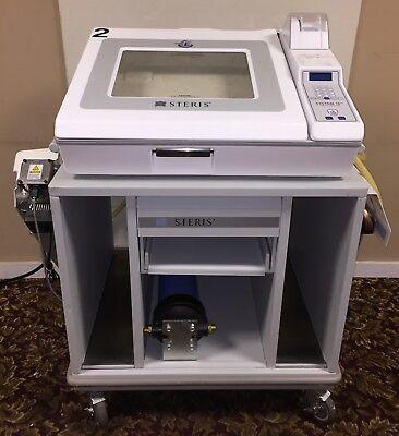 Steris 1e P6500 Liquid Chemical Sterilant Processing System Scope Sterilizer