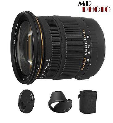 Sigma EX DC OS HSM 17-50mm F/2.8 Lens For Nikon * BRAND NEW*