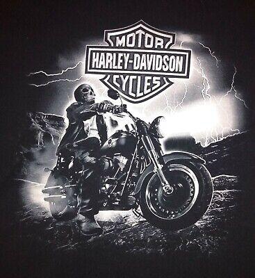 Harley Davidson Motorcycles Men's  T-Shirt Size Large .