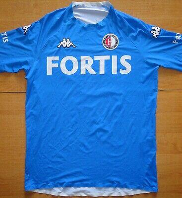 2006/07 Feyenoord Netherlands Away Kappa Size M Football Shirt Jersey  image