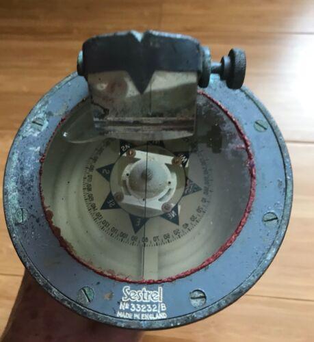 Sestrel handheld bearing compass