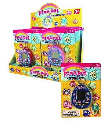 1PC Playmaker Toys Virtual Pet Tamagotchi Keychain Random Color US Seller (Virtual Gift)