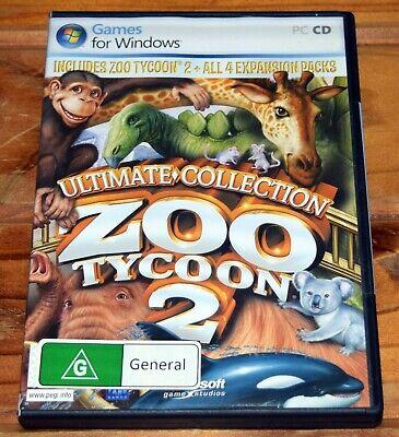 Usado, Zoo Tycoon 2 Ultimate Collection PC Game comprar usado  Enviando para Brazil