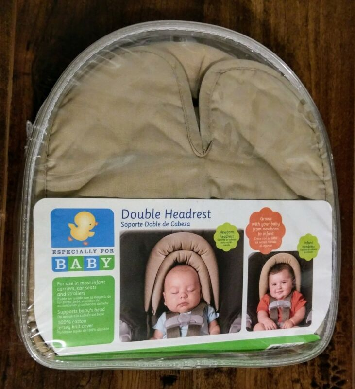 Especially For Baby Double Headrest for Newborn/Infant Babies R Us *NEW*