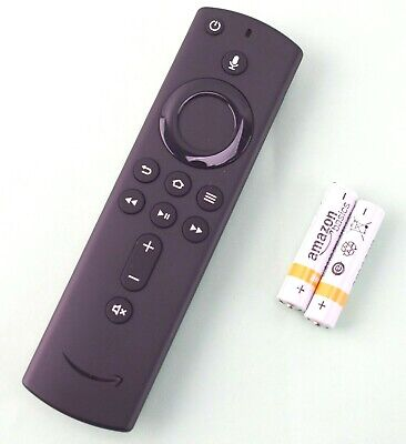 *Amazon Fire TV Alexa Voice Remote with TV Control 2nd Generation