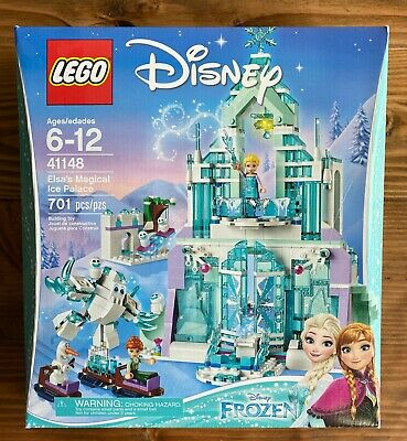 Disney Frozen Elsa's Magical Ice Palace 41148
