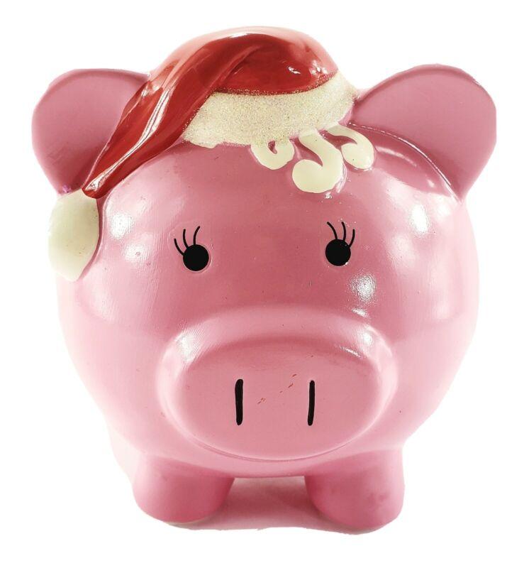 Target Christmas Piggy Bank Ceramic Large 2011