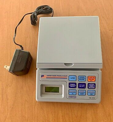 Postal Scale Usps Ps110 10-pound