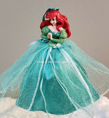 ament - Tulle Dress Little Mermaid Princess Ariel (NEW) (Little Mermaid Ornament)