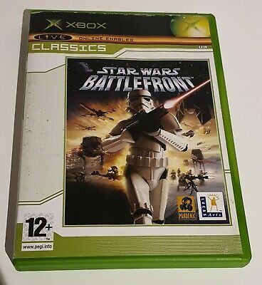 Star Wars Battlefront - Original Xbox (No Manual)