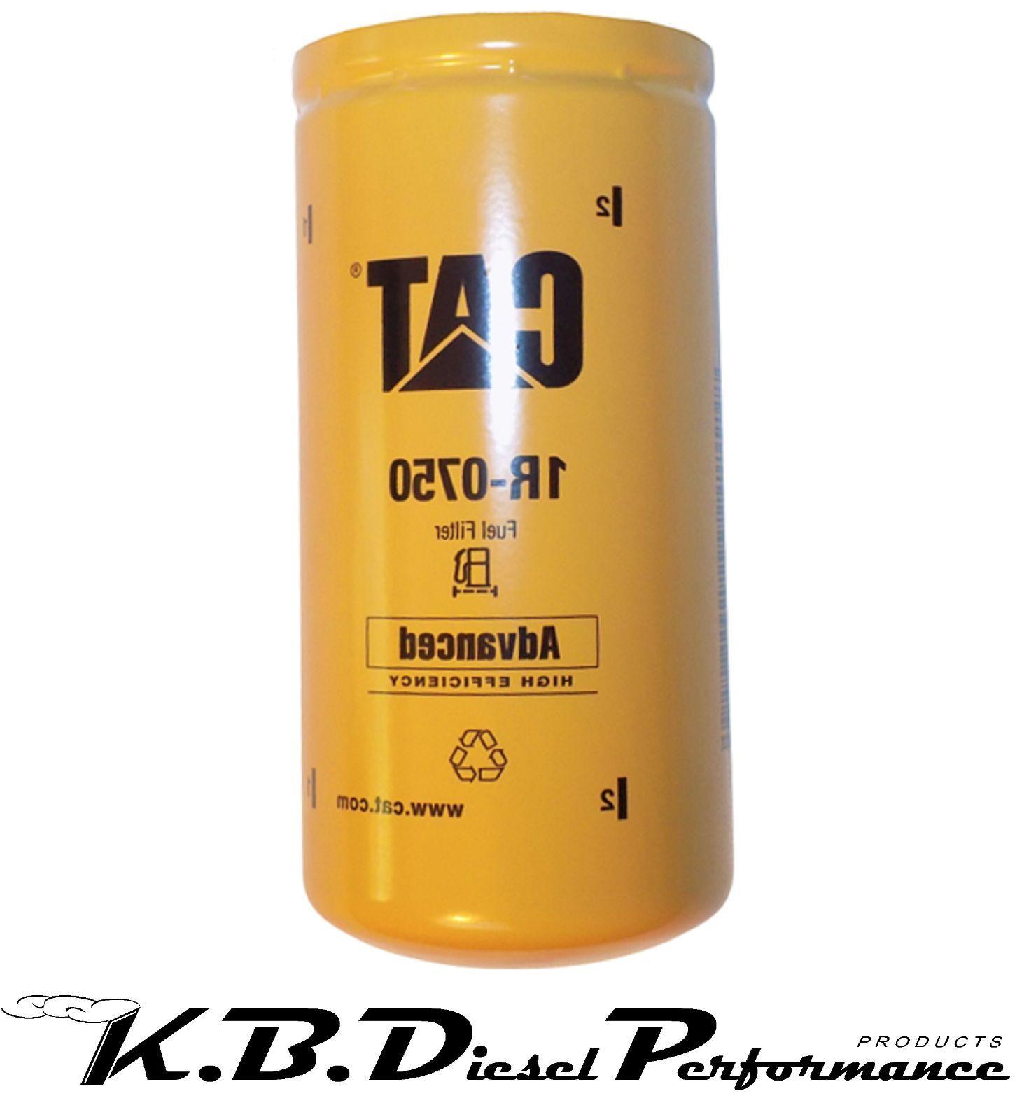 Cat Caterpillar 1r 0750 2 Micron Fuel Filter Duramax 66l Lb7 Lly 03 Housing Lbz Lmm Lml Item Number 291520591722