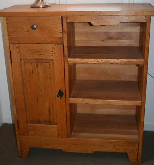 Solid French Oak Side Cabinet Avalon Pittwater Area Preview