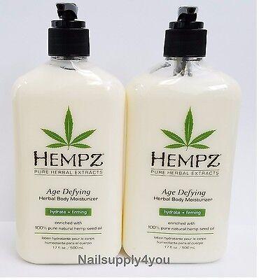 Hempz Natural Herbal Body Moisturizer: Fresh Coconut & Water