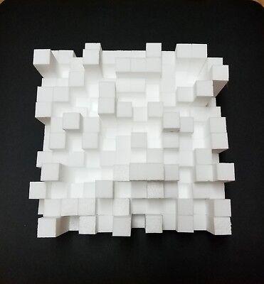 18x18 DIY USA  1 lb Acoustic Skyline Diffuser Acoustic Treatment Quadratic Panel