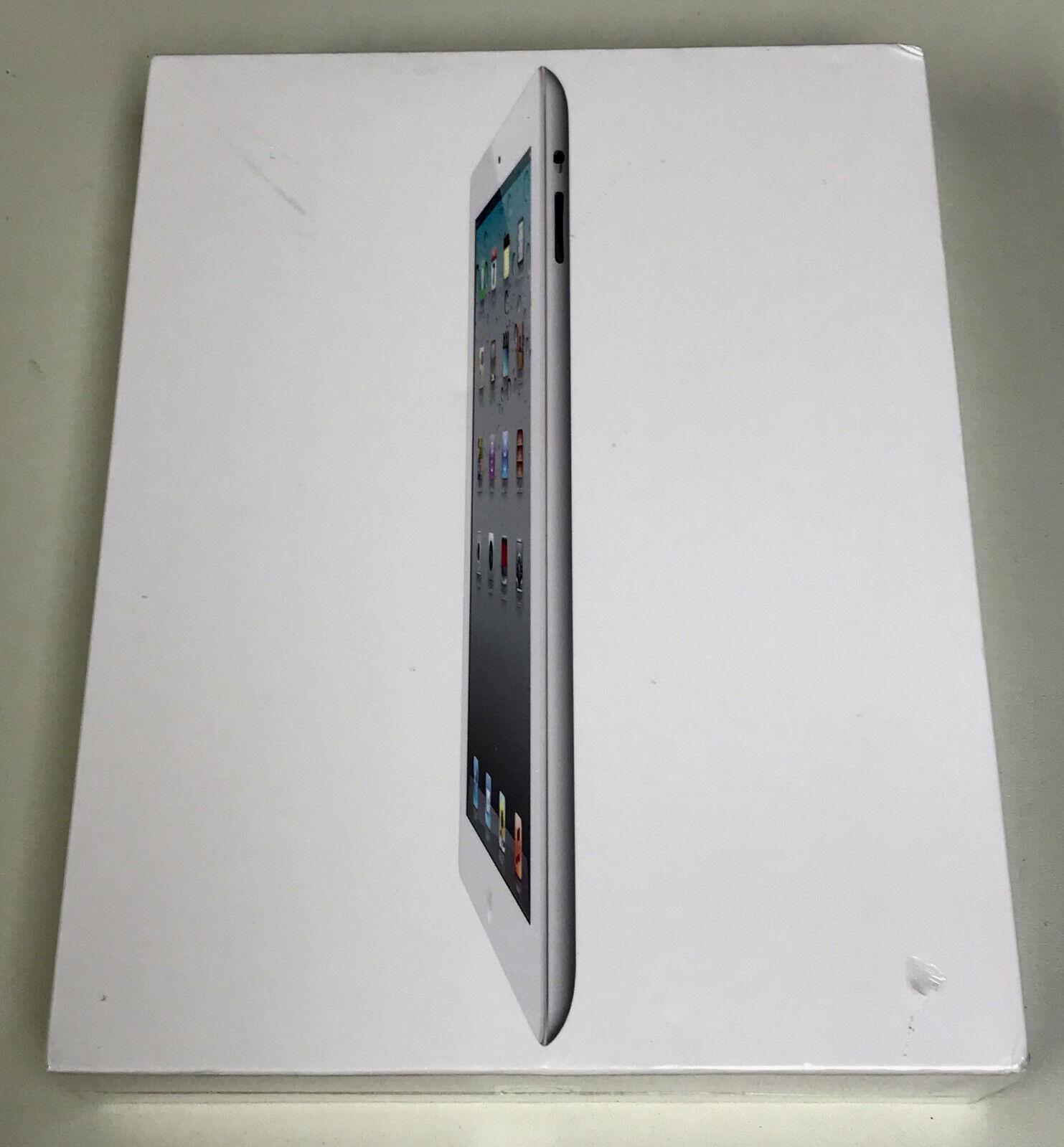 NEW Sealed Apple iPad 2 16GB WiFi White MC979LL/A A1395 iOS
