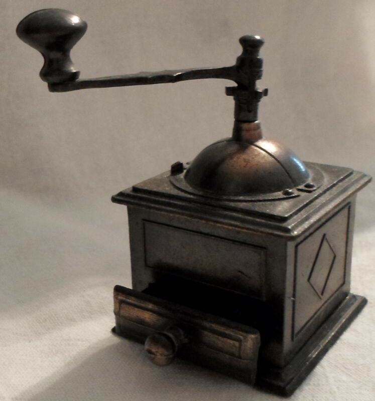 Vintage Coffee Grinder Pencil Sharpener