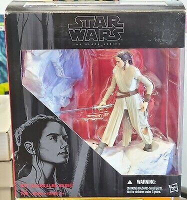 "Star Wars The Black Series Rey Star Killer Base 6"" Action Figure KMART Exclusive"