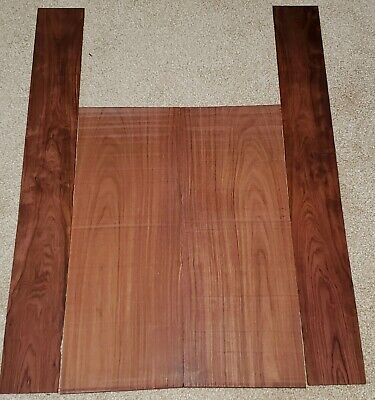 """ROSEWOOD HEADPLATES  OR OVERLAY 9/"""" X 4/"""" X 1//8/"""" FREE SHIPPING LOT OF 10 10"""