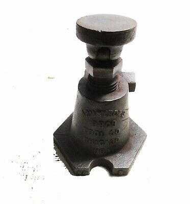 Armstrong No. 3 Screw Machinist Jack - 5 To 7 12