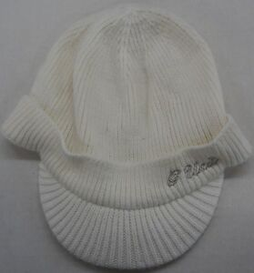 Reebok G - Unit Logo Knit Visor Cap Hat NEW!