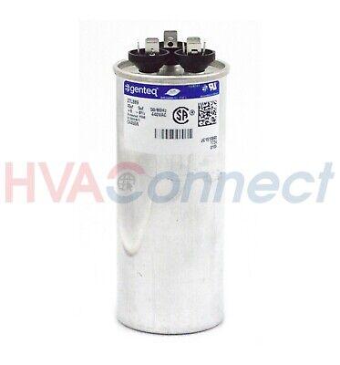 Goodman Amana Janitrol Capacitor 45/5 uf MFD 440 volt VAC CAP050450440RT (Air Conditioner Cap)