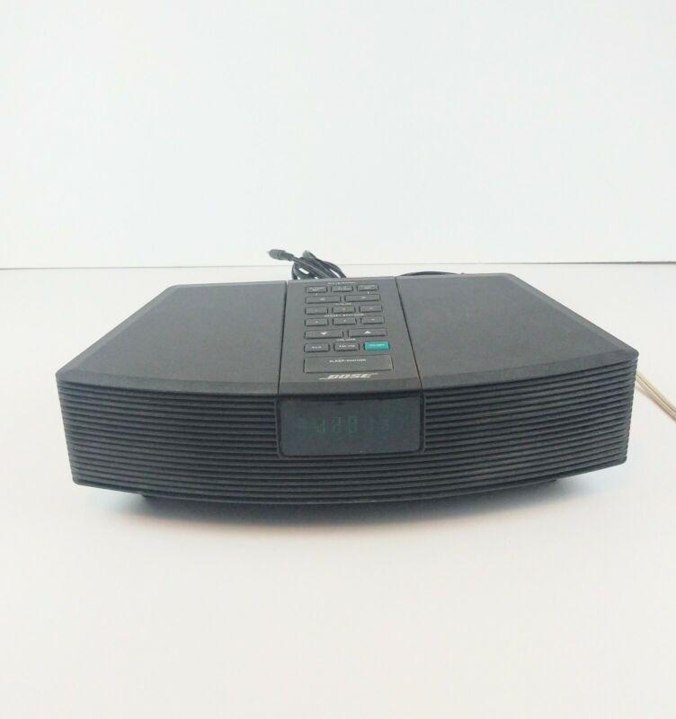 Bose Wave Radio In Black Model # AWR1-1W  No Remote