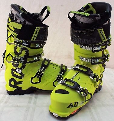 Rossignol Alltrack Pro 130 New Men's Ski Boots Size 25.5 -
