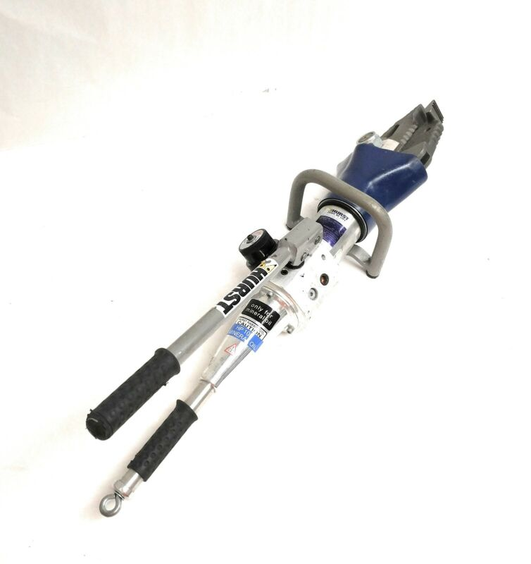 Hurst Jaws Of Life HP Combo Tool Model 362R379 Cutter/Spreader 67MPa 11KG