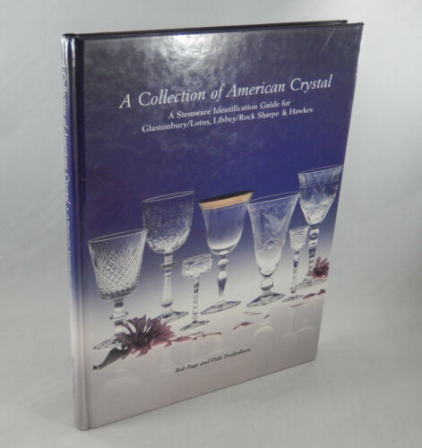 A Collection Of American Crystal Guide Book by Bob Page Dale Frederiksen