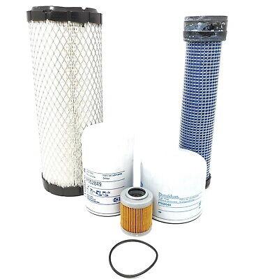 Cfkit Filter Kit For John Deere 35d Compact Excavator Wyanmar 3tnv88-bnhb Eng